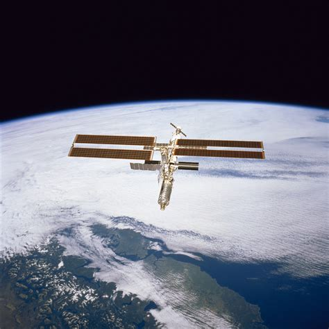ISS Assembly Mission 5A | NASA