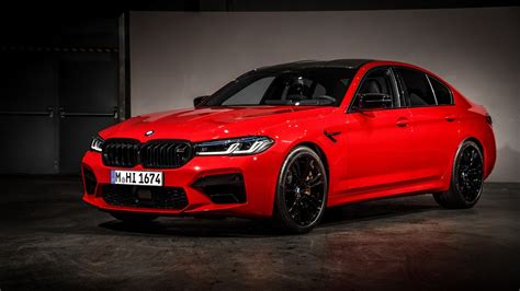 BMW M5 Competition 2020 4K 5K HD Wallpapers | HD