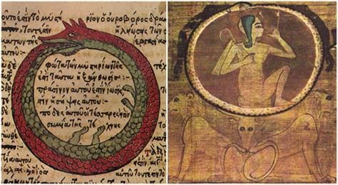Ouroboros: Ancient Symbol Of Infinity Used By Different