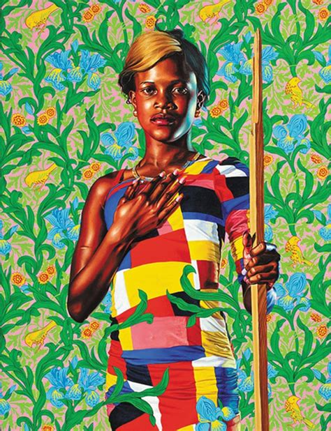 Stop Lionizing Kehinde Wiley's Paintings