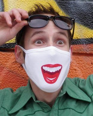 Funny Surgical Mouth Masks - Air Pollution Masks | Best