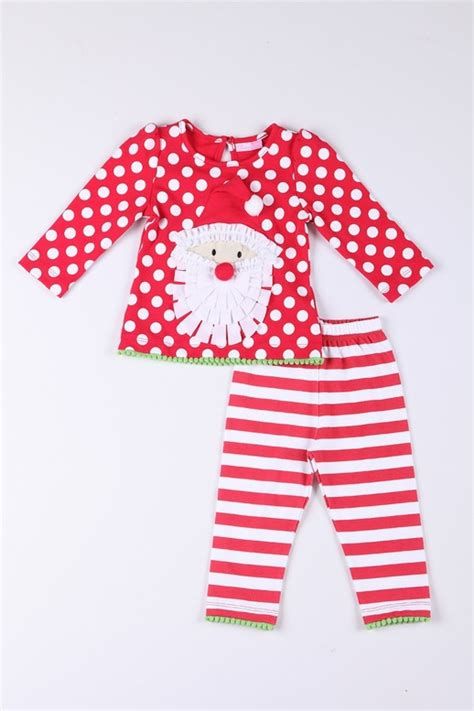 Online Cheap Autumn Toddler Christmas Pajamas Infant Baby