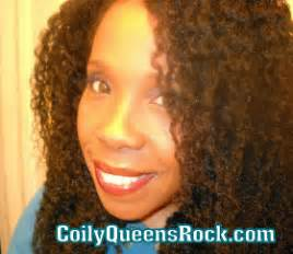 CoilyQueens™ : Achieving moisturized, defined, elongated