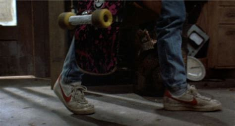 How the Nike Bruin Ended Up In 'Back to the Future'   Complex
