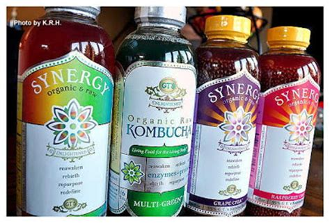 The Good Karma Kitchen: Product Review - GT's Raw Organic