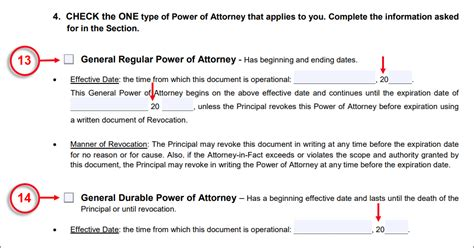 Free Arizona Durable (Financial) Power of Attorney Form