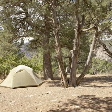 Silver Jack Campground - Uncompahgre National Forest