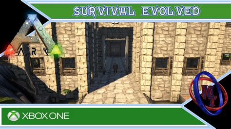 """Ark Survival Evolved Xbox One """"Base Upgrade"""" Ep 5 (The"""