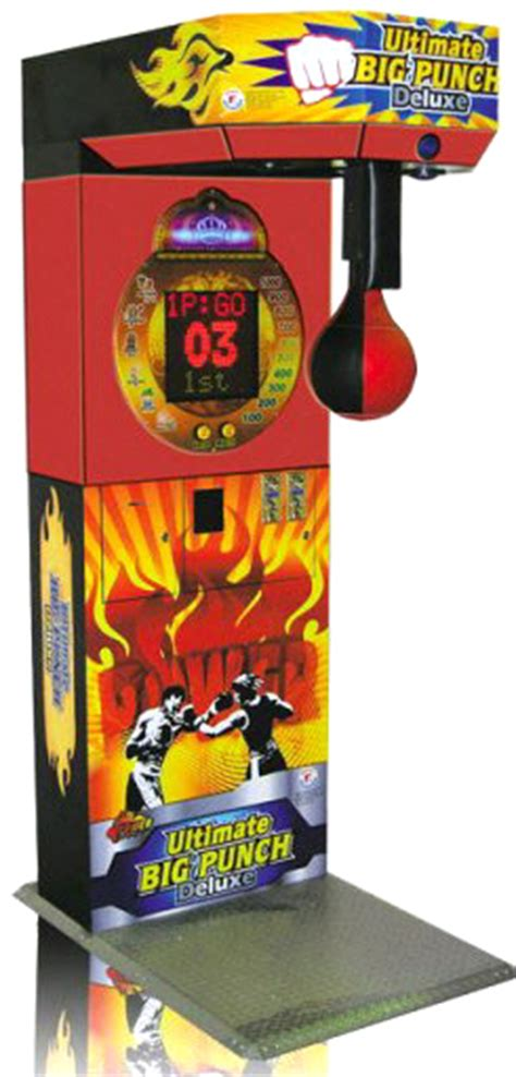 Boxing Machines | Coin Operated Boxing Fighting Games