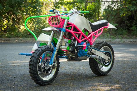 A Most Obnoxious Ducati: Revival's sidecarcross 'Odioso