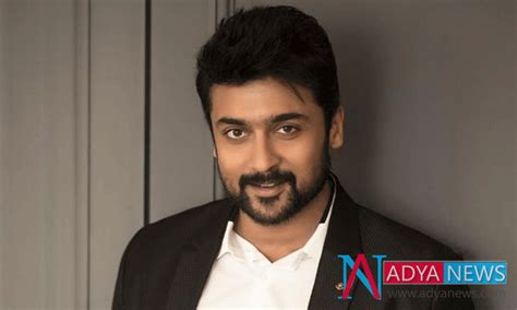 Versatile Actor Surya Next project Motivated From