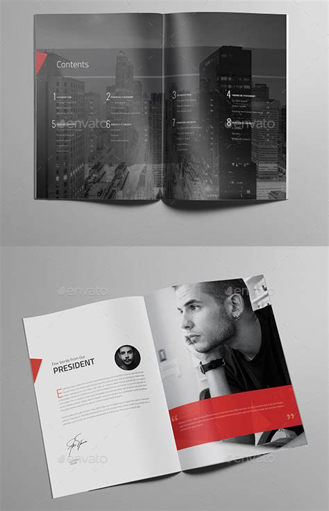 48+ Best Annual Business Report Templates 2020 (PSD, Word