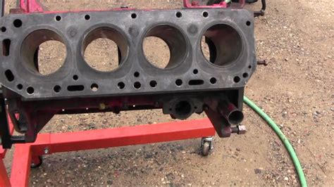Ford Jubilee NAA Tractor Engine Rebuild Part 7 Parts and