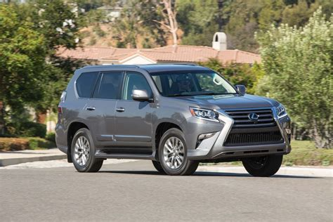 2017 Lexus GX460 Reviews and Rating | Motor Trend Canada