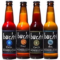 KOMBUCHA - Raw, Fermented and Good For You! | Harvest